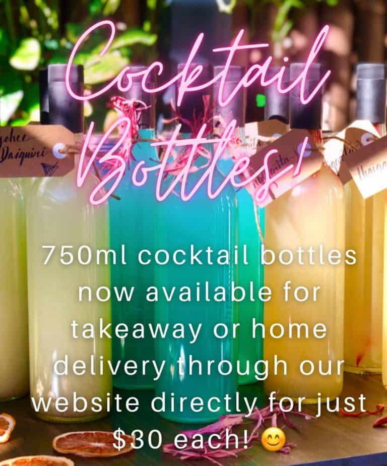 Thai Rock Cocktail Offer