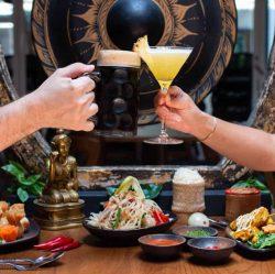 Thai Rock Potts Point Drinks
